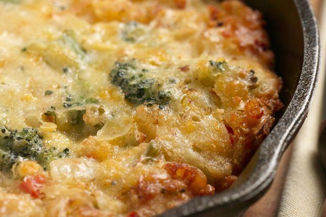Accompagnez ce délicieux pain de maïs d'un bol de votre chili, de votre soupe ou de votre ragoût préféré.