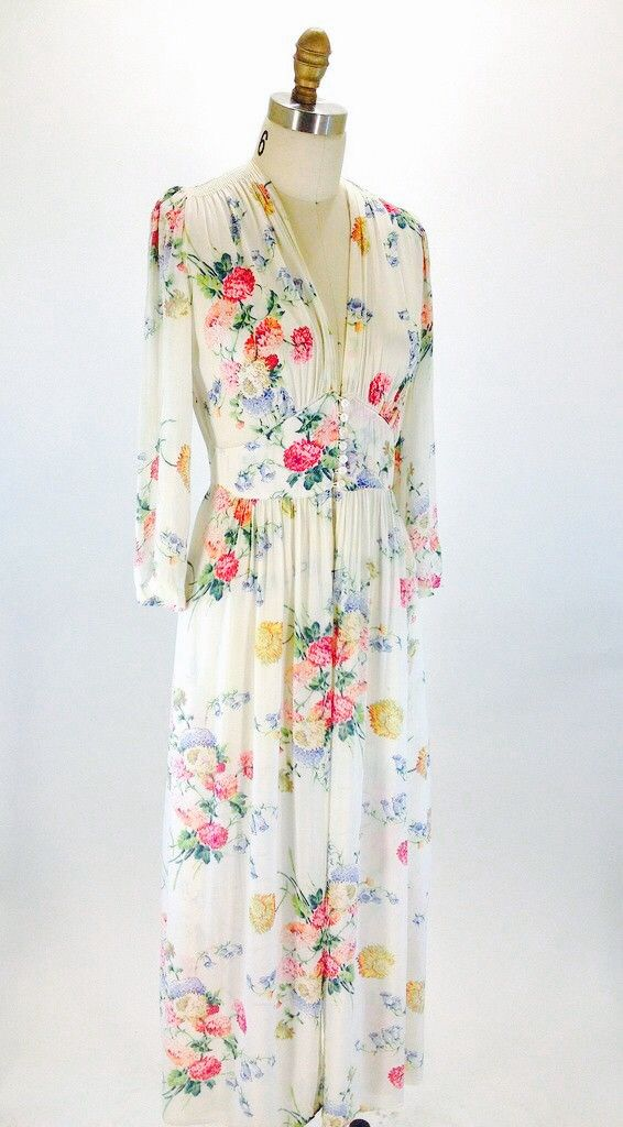 Such a lovely frock