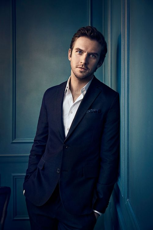 Dan Stevens photographed by Art Streiberda