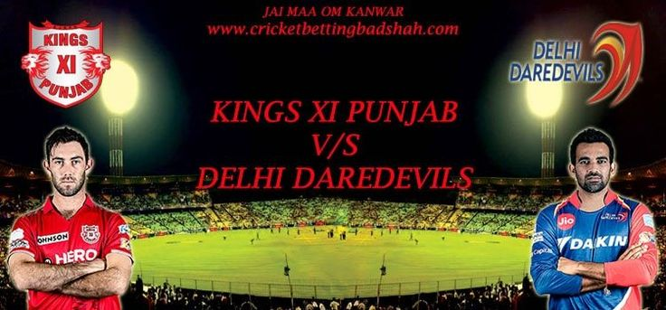 Get best ipl betting tips for Delhi Daredevils vs Kings XI Punjab 15th IPL match here - http://www.cricketbettingbadshah.com/2017/04/15/best-ipl-betting-tips-dd-vs-kxip-match/ . Join us for betting tips for upcoming matches.