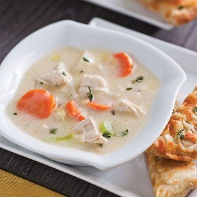 Chaudrée réconfortante au poulet - Recettes - Cuisine et nutrition - Pratico Pratique