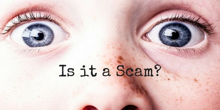 Learn about hidden scams and how to avoid them