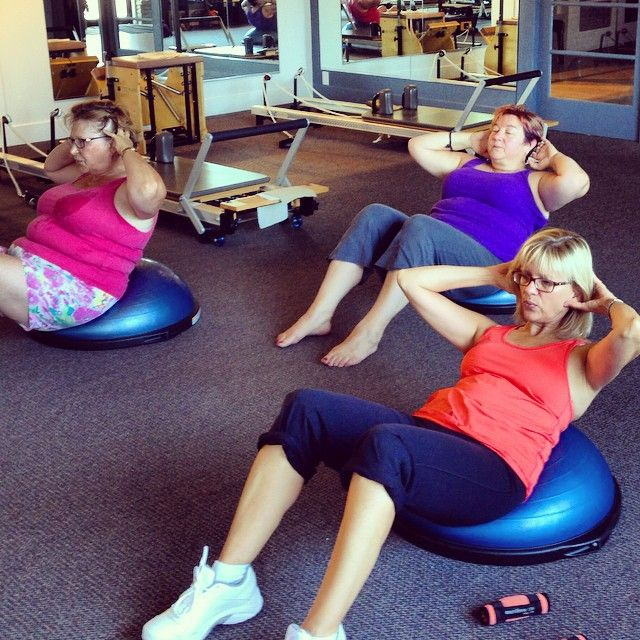 Bosu Ball Running: 478 Best Images About Exercise With BOSU On Pinterest