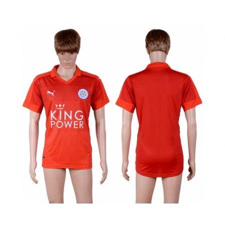 #Leicester City 16-17 Udebanetrøje Kort ærmer,208,58KR,shirtshopservice@gmail.com