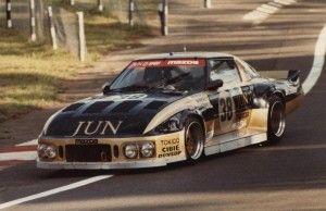 Le Mans 81 Mazda RX7