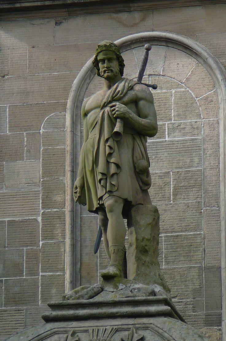 William Wallace - Stirling, Scotland, UK.    Braveheart ~ Freedom!