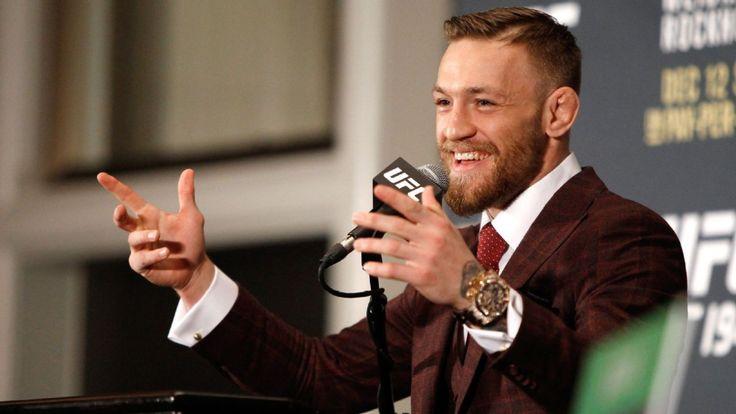 Conor McGregor tweets 'I have decided to retire...: Conor McGregor tweets 'I have decided to retire young' #UFC197… #UFC197 #ConorMcGregor