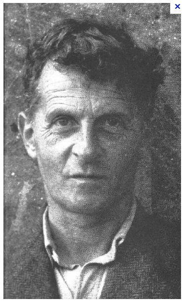 """Ludwig Wittgenstein, Tractatus, proposition 5.552 : L' « expérience » (Erfahrung) dont nous avons besoin pour comprendre la logique n'est pas celle [qui nous apprend] que quelque chose se comporte de telle et telle manière, mais que quelque chose est: mais cela n'est justement pas une expérience."""""""