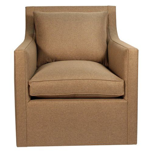 Found it at Wayfair - Burkhardt Swivel Club Chair