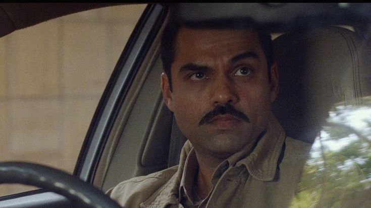 "The look of Abhay Deol in new film ""The Field"". Shooting right now in Delhi!"