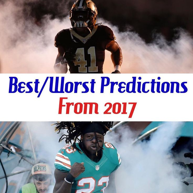 2017 was a crazy season so here's a quick rundown of how my main predictions fared. If you want then you can scroll back to my older posts to check.  To start off my two favorite players heading into the season were Alvin Kamara and Tyreek Hill. Safe to say those guys both came up huge for me and I was lucky enough to own them in most of my leagues. I have no idea why but everyone let Kamara fly completely under the radar and it seemed like I was the only one hyping him up. I liked him a lot…