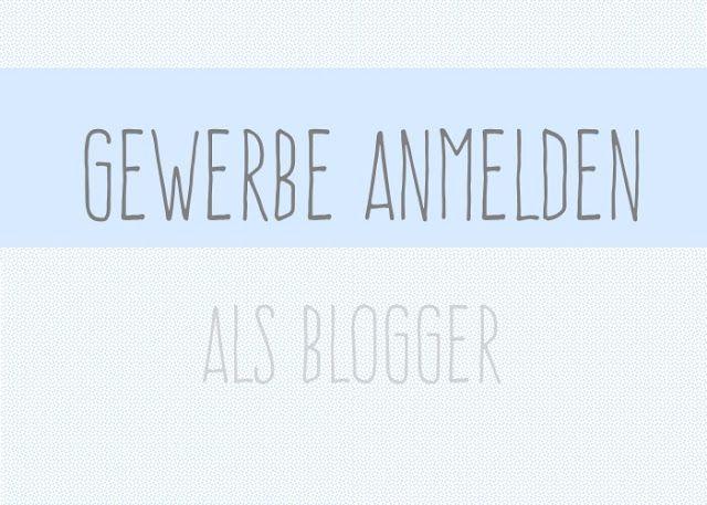 Gewerbe anmelden als Blogger – Silke Heidrich