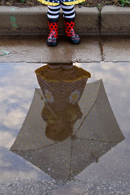 Rain Rain, Don't Go Away! by AJ Brustein, via Flickr