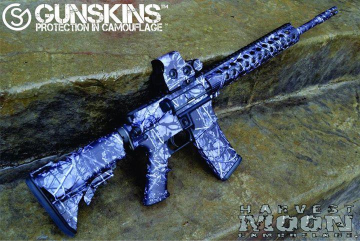 Ar 15 Rifle Skin
