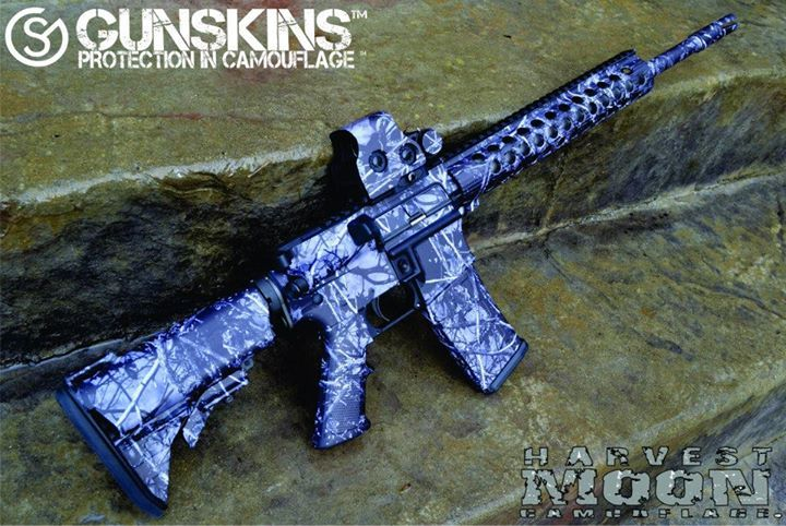 Ar 15 Rifle Skin We Products And Rifles