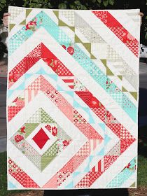Made By Cola: Vintage Modern Quilt