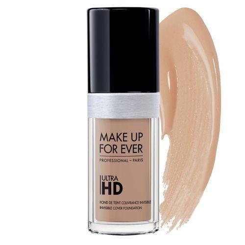 Podkład Ultra HD marki MAKE UP FOR EVER na sephora.pl: Oryginalne i luksusowe marki kosmetyków - Zapachy, Perfumy, Makijaż, Pielęgnacja Skóry na Sephora.pl