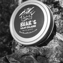 Bear's Beard Balm - 1oz Sandalwood Vanilla Honey – Bear's Beard Products - New York's Best Beard Products - Owned by a Bear