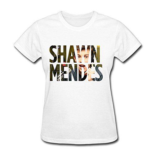 HO Canadian Singers Shawn Mendes Fan Logo T Shirt For Women White XL Ho Mfg http://www.amazon.com/dp/B0146LB2NM/ref=cm_sw_r_pi_dp_-fR1vb00WB271