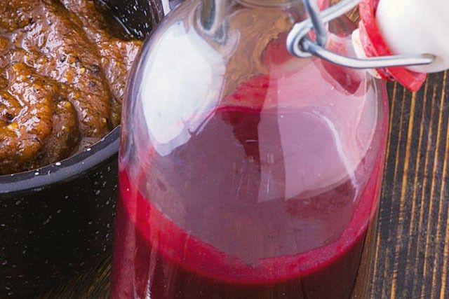 Вишнёвый кетчуп превосходит всё возможные соусы когда речь идёт о блюдах из дичи, птицы и кролика.