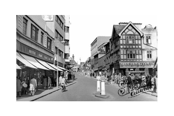 Church Street c1950, Croydon