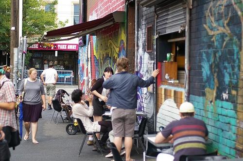 My local coffee spot; Wall 280, Balaclava, Melbourne