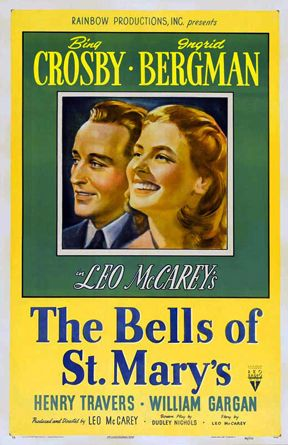 The Bells of St. Mary's directed by Leo McCarey / highest grossing film in 1945