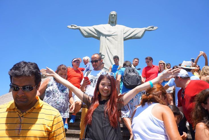 【世界一周】世界最大のお祭り!リオのカーニバル