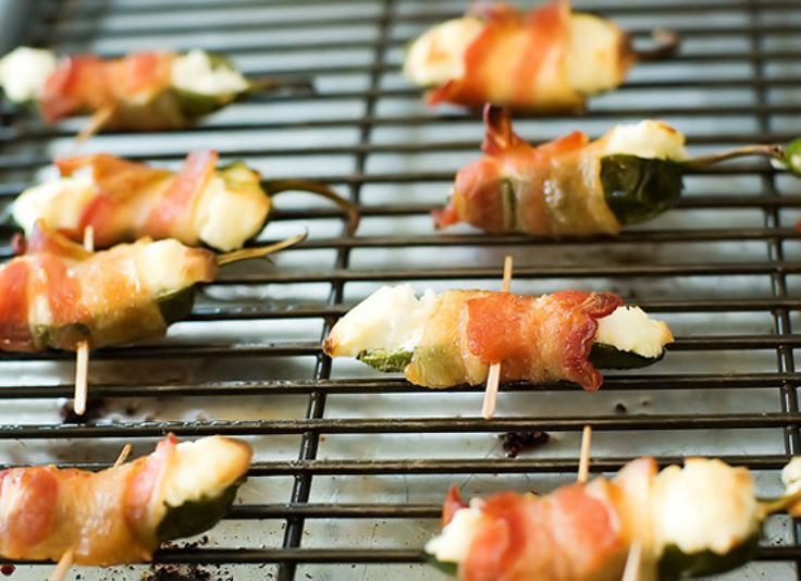 Jalapeno Poppers: Bacon Shortag, Dinners Recipe, Baconwrap Jalapeno, 20 Bacon, Dinners Photo, Bacon Recipe, Food Recipe, Bacon Wraps, Finger Food