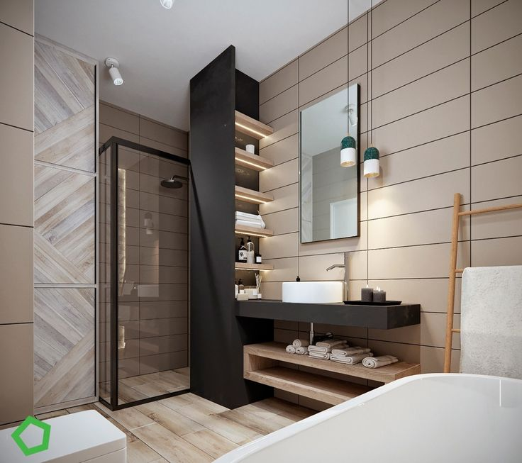 Soothing Bathroom Color Schemes: Single Beds, Grey Colors And Single Spare Room Ideas