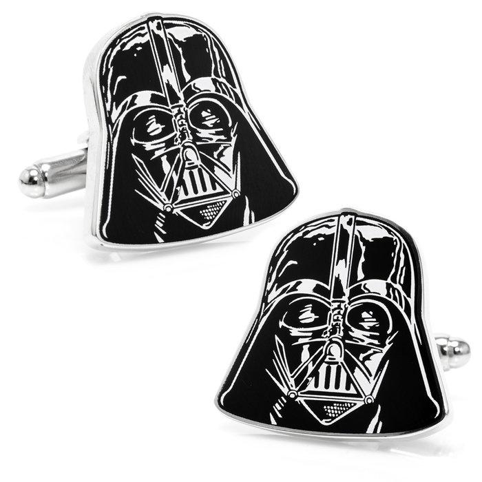 Darth Vader Cufflinks from Brookstone.Darth Vader, Vader Cufflinks, Wars Darth, Star Wars, Stars Wars, Cufflinks Cuffs, Cuffs Link, Head Cufflinks, Starwars