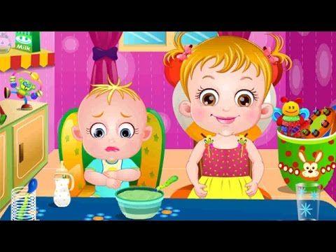 Baby Hazel Sibling Care - Games-Baby Episode- Dora The Explorer