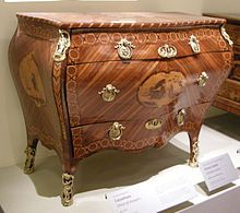Giuseppe Maggiolini -cassettone 1773 circa
