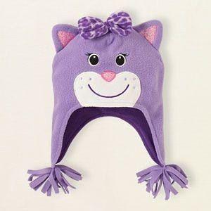 Идеи детских шапочек из флиса. За основу можно взять вот эту выкройку / Интересное в IT