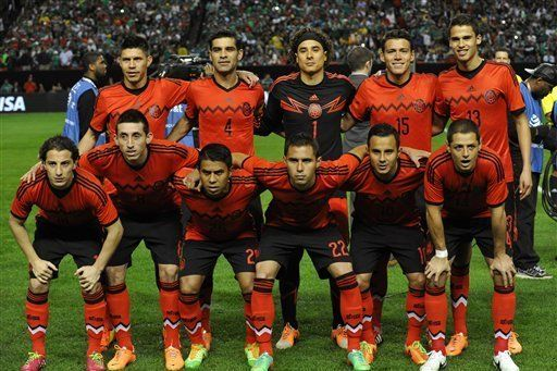 Mexico 2014 FIFA World Cup Squad: Player-by-Player Guide