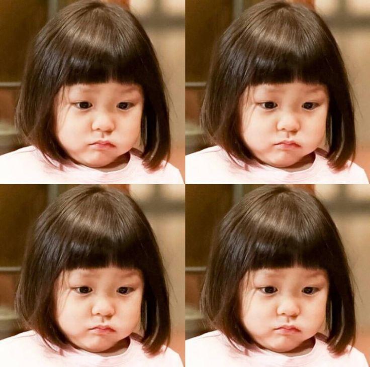 Choo Sarang, ugly face cuteeeeee