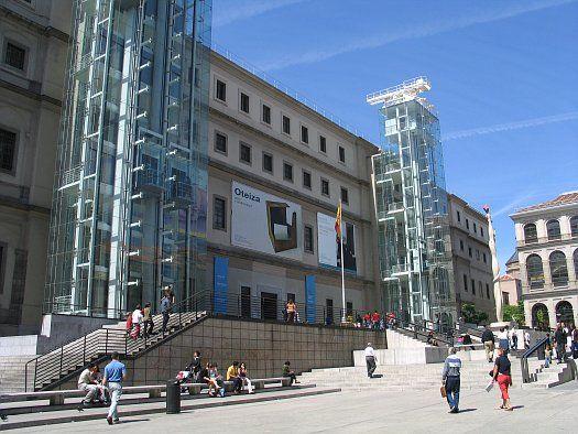 Museo Nacional Centro de Arte Reina Sofía - Wikipedia, the free encyclopedia