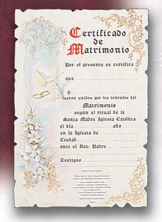 115 best Wedding Certificates images on Pinterest Marriage - marriage certificate template