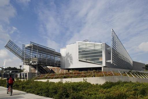 T. Alexander science center school by Morphosis
