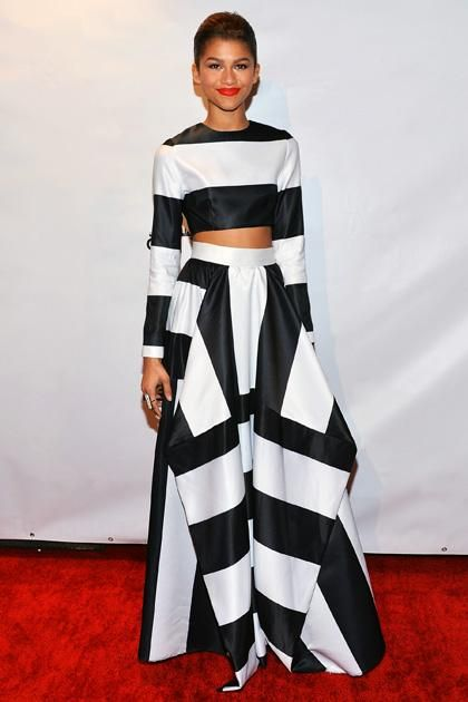 Zendaya Coleman's fashion transformation! March 2014.
