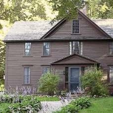 Louisa May Alcott's House in Concord, MA