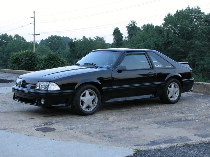 Fox Body Mustang GT - Check out 5 classic muscle cars under $5000 - http://classiccarland.com/muscle/5-classic-muscle-cars-under-5000/