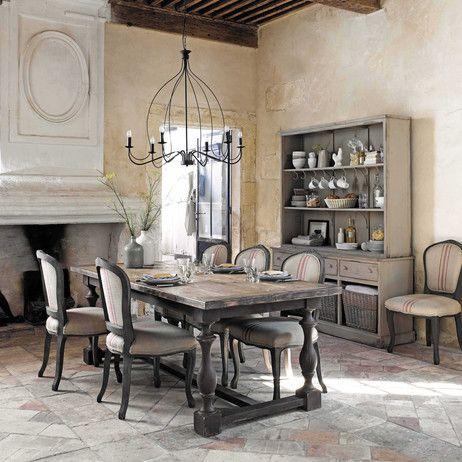 great table de salle manger en bois l cm pauillac maisons du monde with maison du monde le pontet. Black Bedroom Furniture Sets. Home Design Ideas
