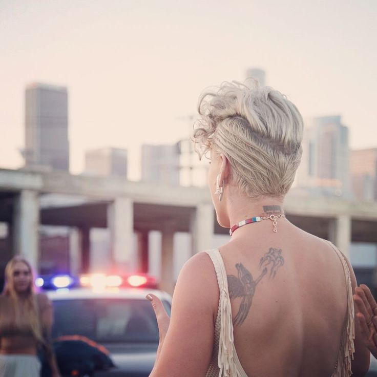 P!nk is Finally Returning to Pop With 'What About Us' | Out Magazine