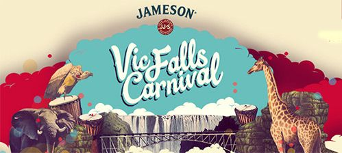 Victoria Falls Carnival, Dec 29, 30 and 31 | Combine Southern Africa's biggest artists, great adventures and activities, with a New Years countdown and you have arrived at the Jameson Vic Falls Carnival