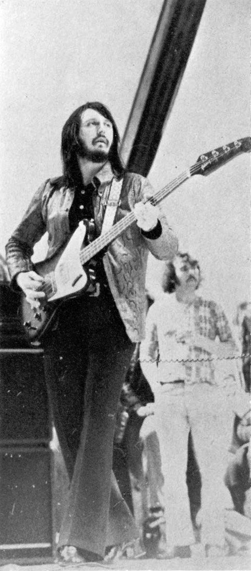 john entwistle gear 1971 1974