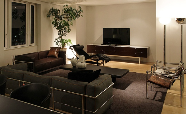 Living Room | CASSINA IXC. Ltd.
