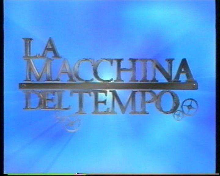 La macchina del tempo (programma televisivo) - Wikipedia