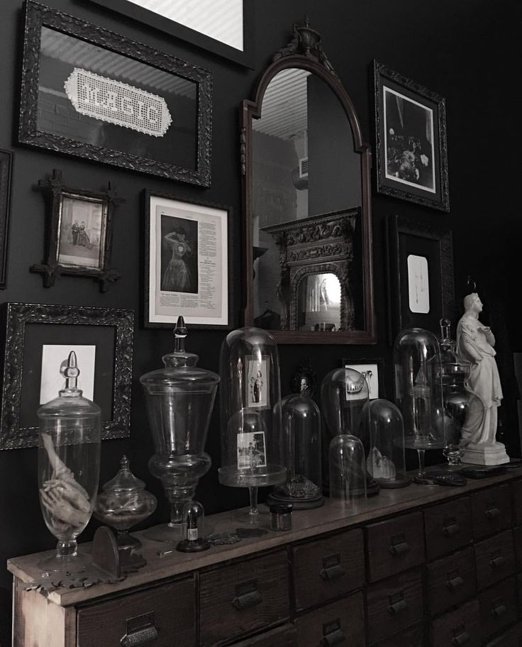 Charming BloodMilku0027s Home St.Paul, MN. Gothic Home DecorGothic InteriorRoom  IdeasDecor ...
