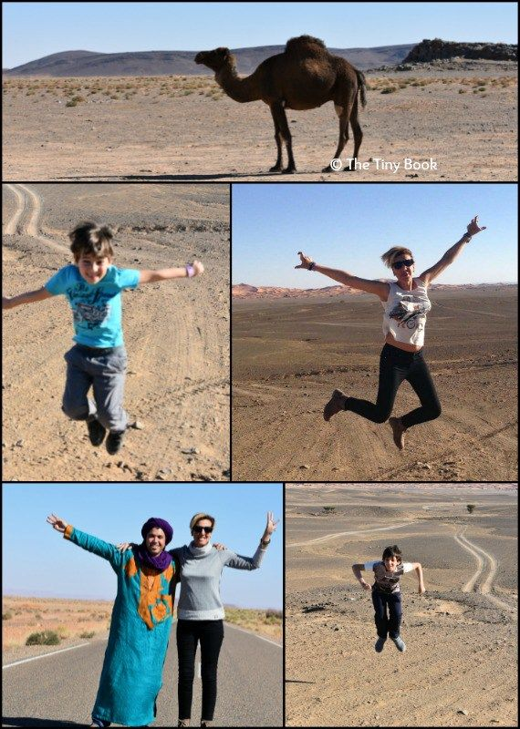 When Nomadic Gets Real: Heading to Erg Chebbi